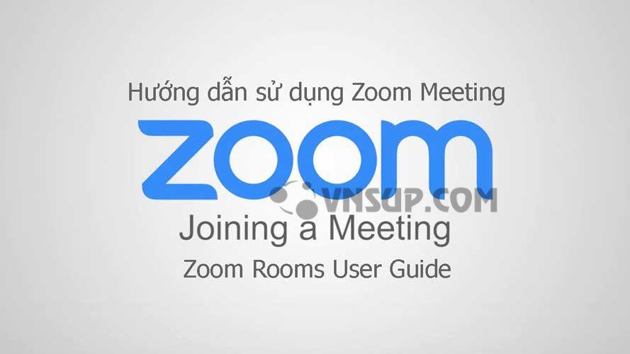 Zoom Rooms User Guide
